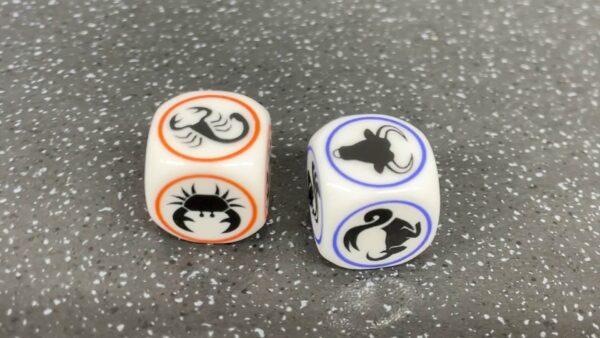 zodiac dice dicesmith