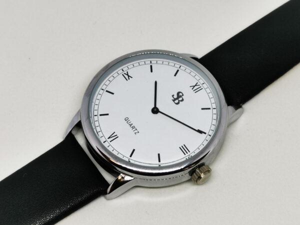 Timesmith Watch White Roman Numerals