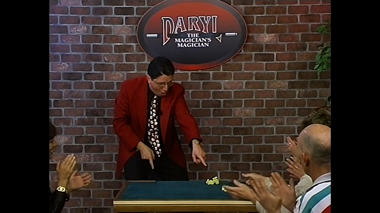 Papa Rabbit Hits The Big Time (Gimmicks and Online Instruction) by DARYL