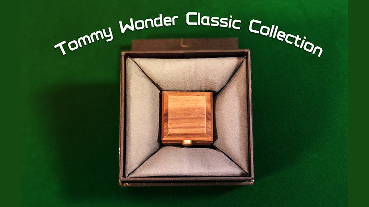 Tommy Wonder Classic Collection Ring Box by JM Craft