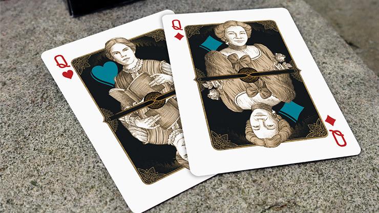 Bicycle Barclay Mountain Playing Cards Set (2 Decks)
