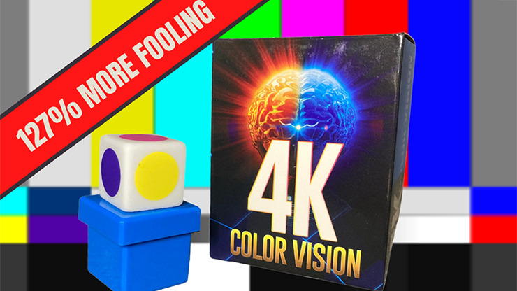 4K Color Vision Box by Magic Firm