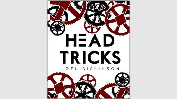 Head Tricks by Joel Dickinson - Book