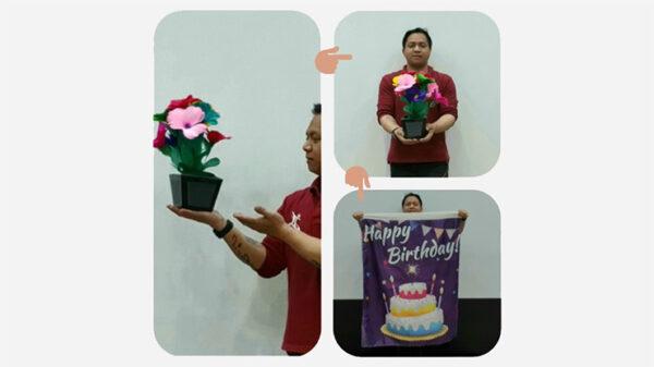 Flower Pot V2 to Blendo (HAPPY BIRTHDAY) by JL Magic