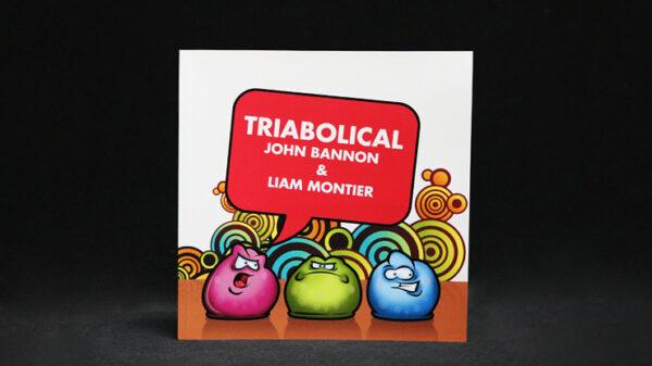 Triabolical by John Bannon - Book