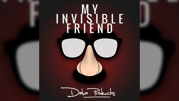 My Invisible Friend by Mr. Daba