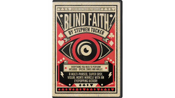 Bigblindmedia Presents Blind Faith by Stephen Tucker - The Workers Monte