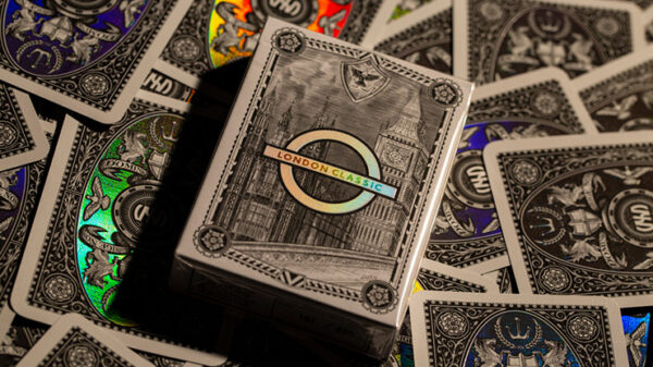 London Diffractor Classic Playing Cards