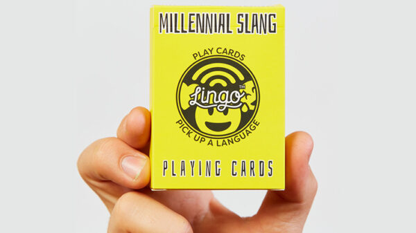Lingo (Millennial) Playing Cards
