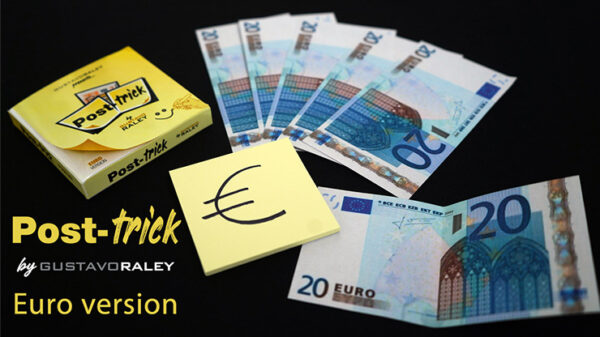 POST TRICK EURO by Gustavo Raley
