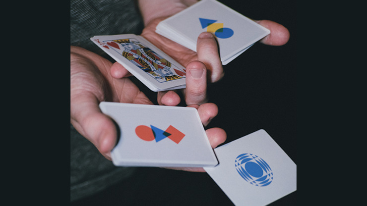 Graphic 303 Light Playing Cards