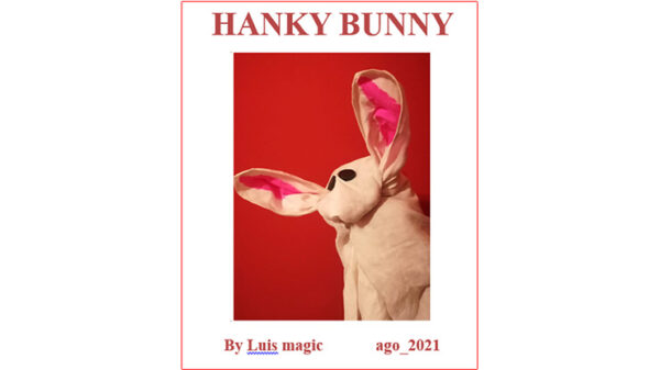 HANKY BUNNY by Luis Magic video DOWNLOAD - Download