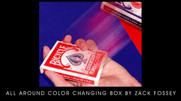 All Around Color Changing Box by Zack Fossey video DOWNLOAD - Download