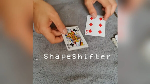 Shapeshifter by Zack Fossey video DOWNLOAD - Download