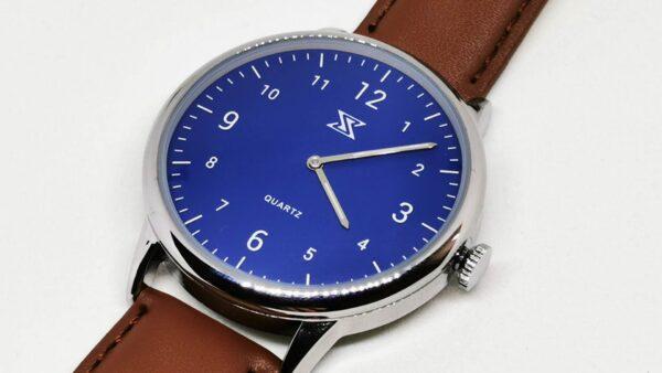 SB Timesmith Watch Blue V2