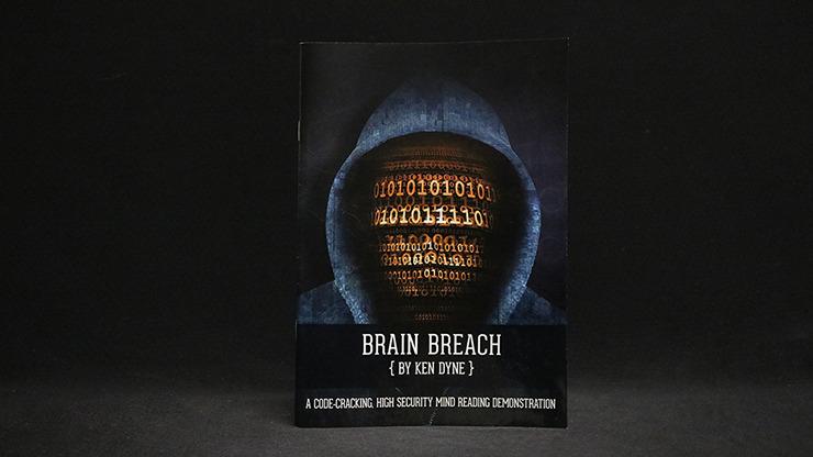 Brain Breach by Ken Dyne - Book