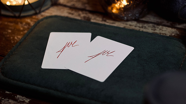 Signature Playing Cards by Jordan Victoria