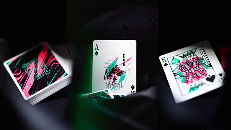 Generation One Playing Cards