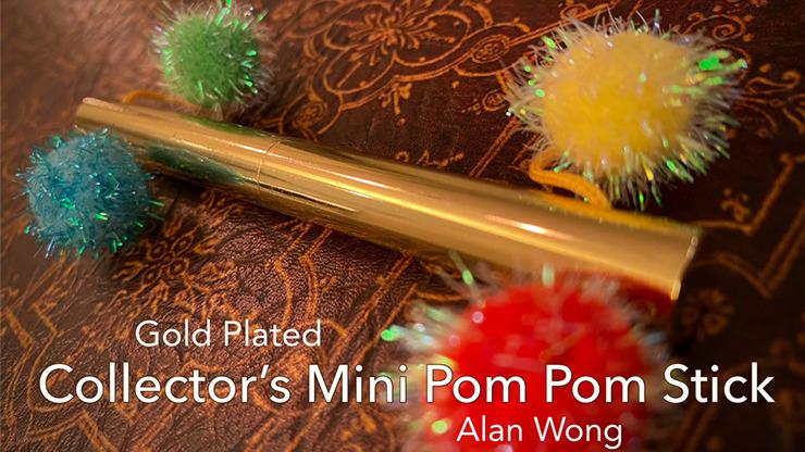 Collector's Mini Pom-Pom Stick by Alan Wong