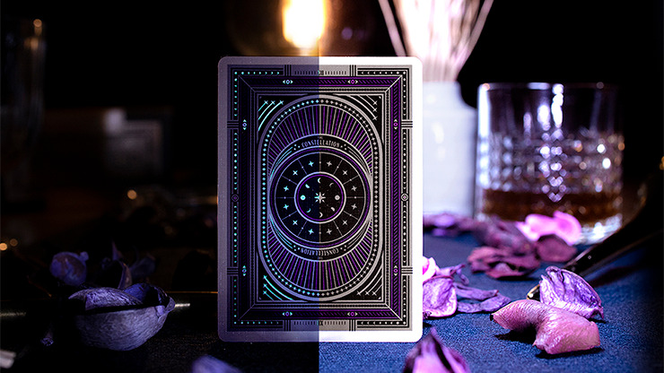The Constellation Majestic Playing Card by Deckidea