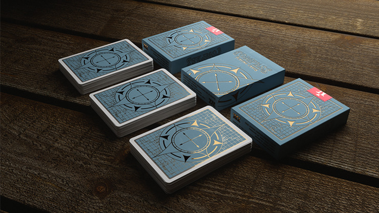 Compass Playing Cards