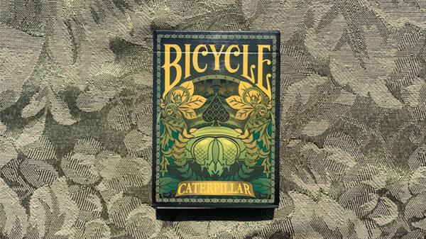 Bicycle Caterpillar (Dark) Playing Cards