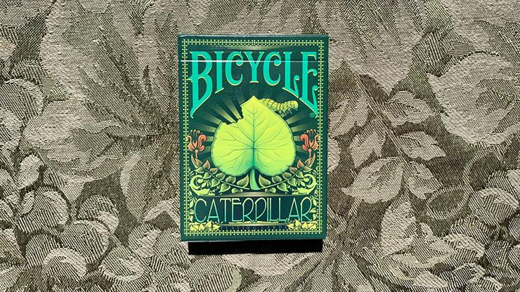 Bicycle Caterpillar (Light) Playing Cards