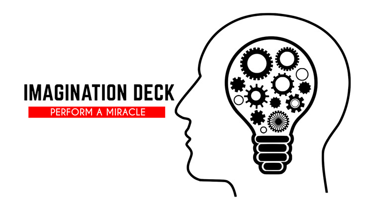 Imagination deck (RED) by Anthony Stan, W. Eston & Manolo
