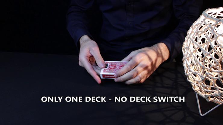 Imagination deck (BLUE) by Anthony Stan, W. Eston & Manolo