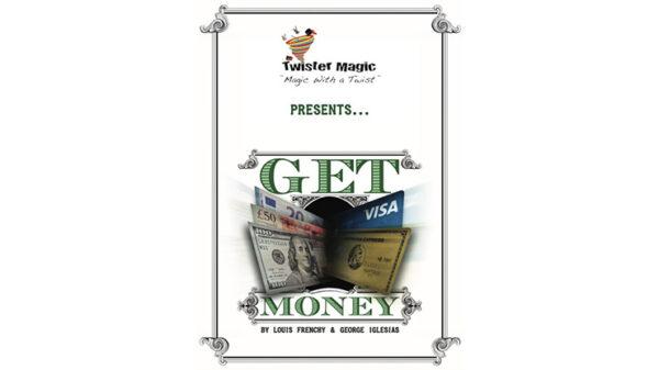 GET MONEY (POUND) by Louis Frenchy, George Iglesias & Twister Magic