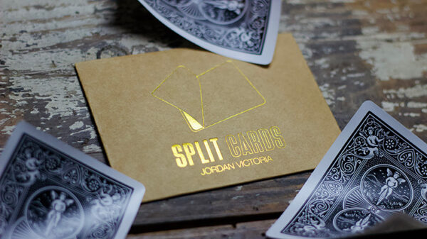 COLORED Split Cards 10 ct. (Black) by PCTC