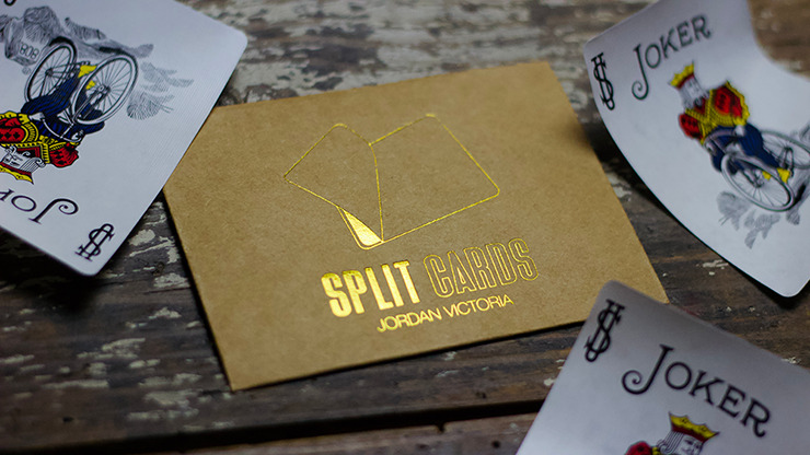 FORCE Split Cards 10 ct. (Joker) by PCTC