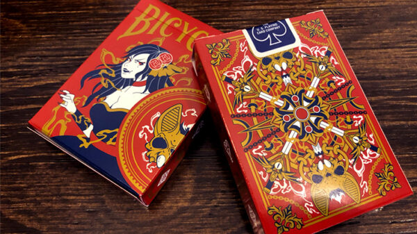 Bicycle Vampire The Blood Playing Cards