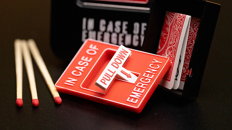 In Case of Emergency by Adam Wilber and Vulpine