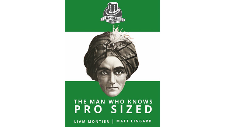 The Man Who Knows PRO / PARLOR by Liam Montier, Matt Lingard and Kaymar Magic
