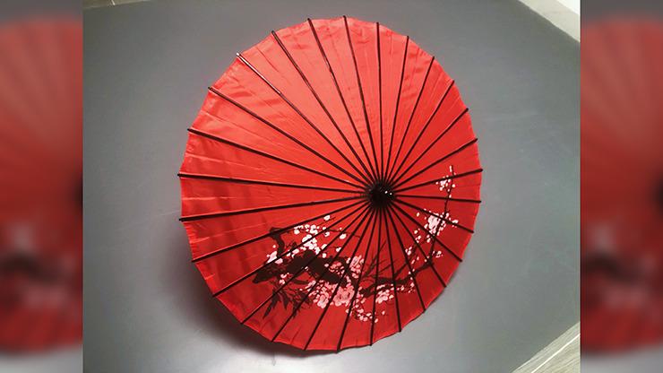 Dragon Parasol Set RED by LY & MS Magic