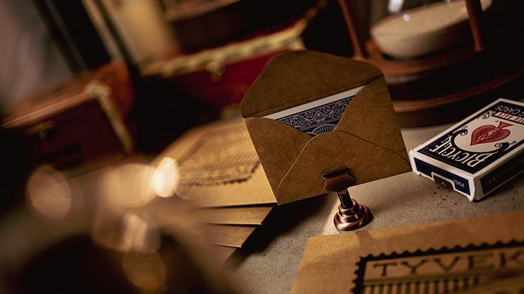 Tyvek Envelope System (10 Envelopes and Online Instructions) by Ryan Plunkett