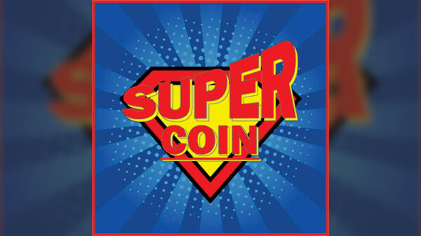 SUPER COIN by Mago Flash -Trick