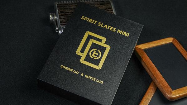 MINI SPIRIT SLATES PLUS BY TCC, CONAN LIU & ROYCE LUO