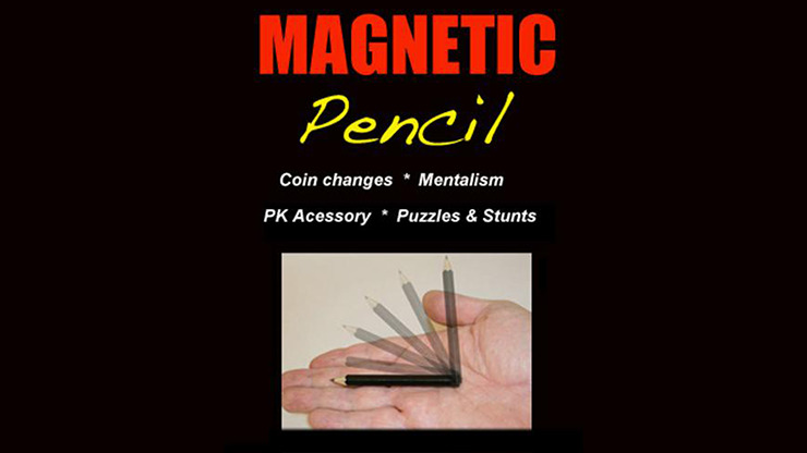 MAGNETIC PENCIL by Chazpro Magic