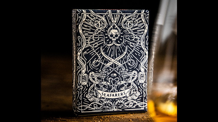 Seafarers: Submariner Playing Cards by Joker and the Thief