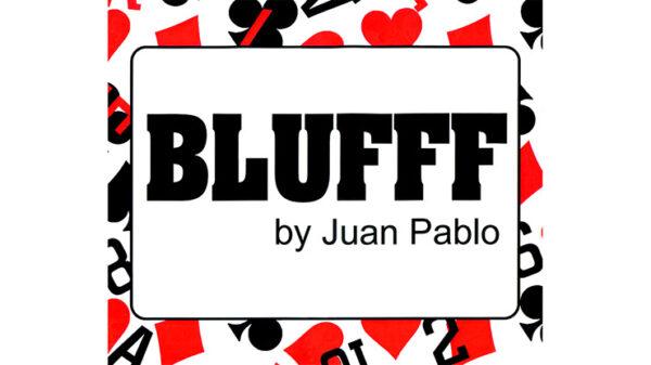 BLUFFF (Happy Halloween) by Juan Pablo Magic