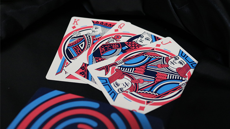 Bicycle Hypnosis V2 Playing Cards