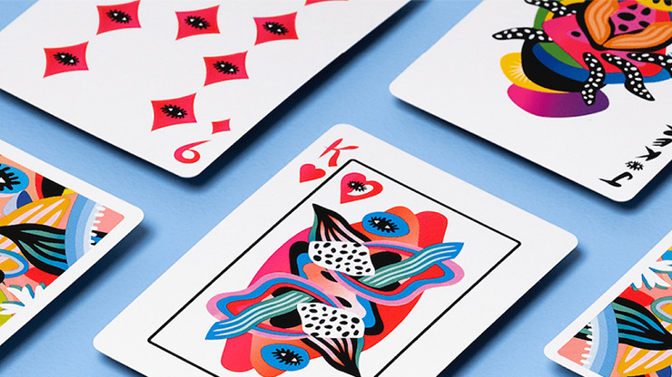 2021 Summer Collection: Ocean Playing Cards by CardCutz