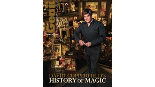 Genii Magazine October 2021- Book