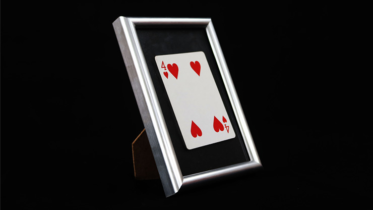 Card Into Frame by 7 MAGIC