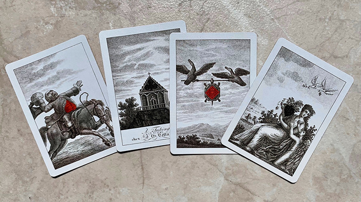 Cotta's Almanac #5 Transformation Playing Cards