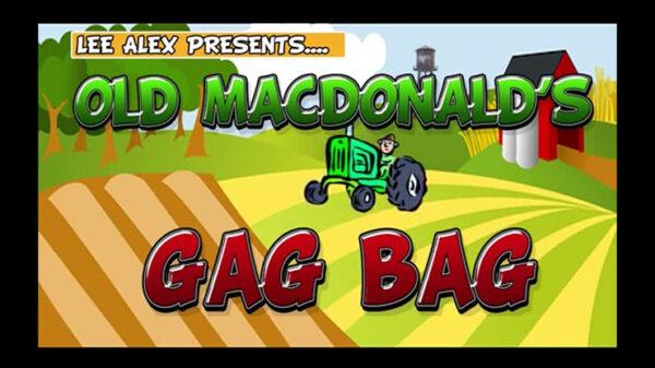 Old MacDonald's Farm Gag Bag by Lee Alex