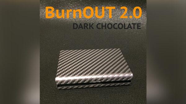 BURNOUT 2.0 CARBON DARK CHOCOLATE by Victor Voitko