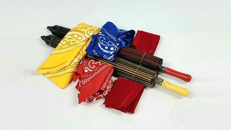 Umbrella From Bandana Set (random color for umbrella) by JL Magic